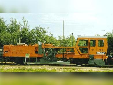 Планировщик балласта ПБ-01