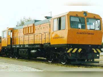 Путевая тяговая машина ПТМ-630